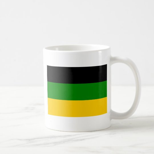 African National Congress ANC South Africa Coffee Mug