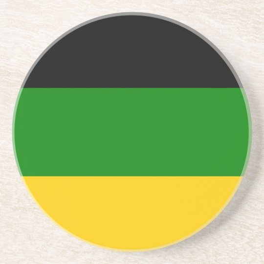 African National Congress ANC South Africa Drink Coasters