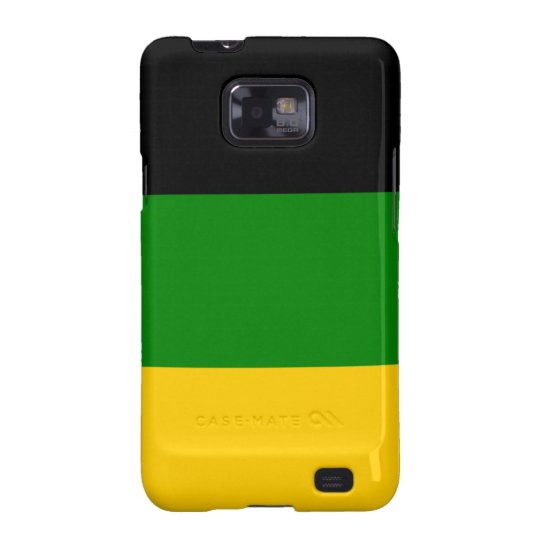 African National Congress ANC South Africa Galaxy SII Covers