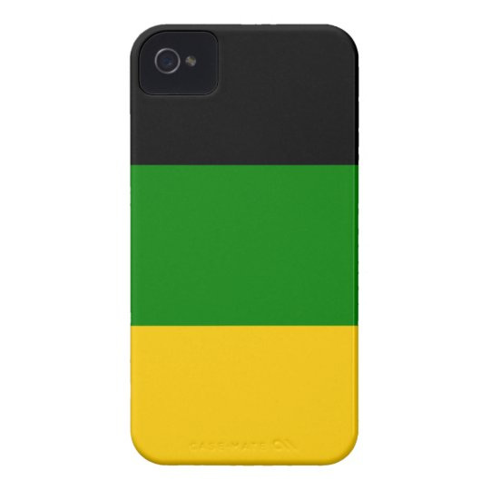 African National Congress ANC South Africa iPhone 4 Case-Mate Case