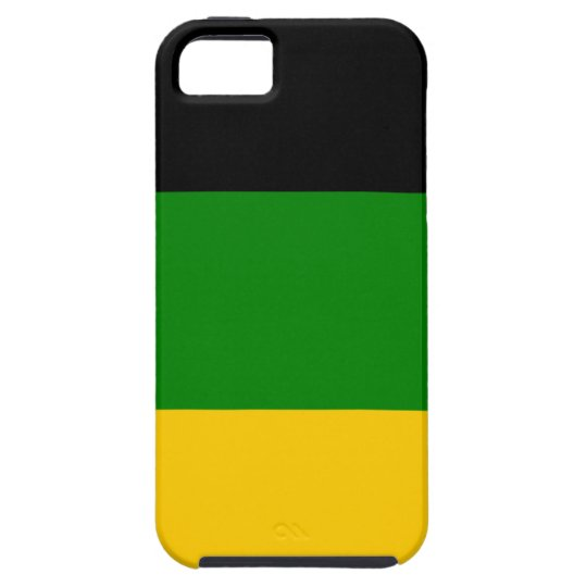 African National Congress ANC South Africa iPhone 5 Cases