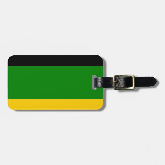 African National Congress ANC South Africa Luggage Tag
