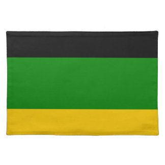 African National Congress ANC South Africa Placemat