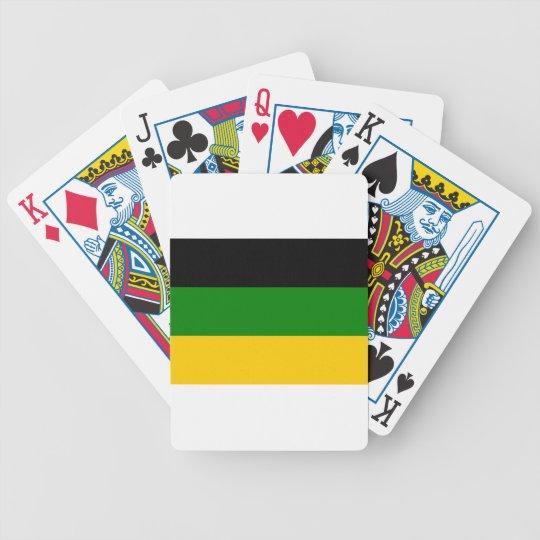 African National Congress ANC South Africa Poker Deck