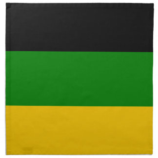 African National Congress ANC South Africa Printed Napkin