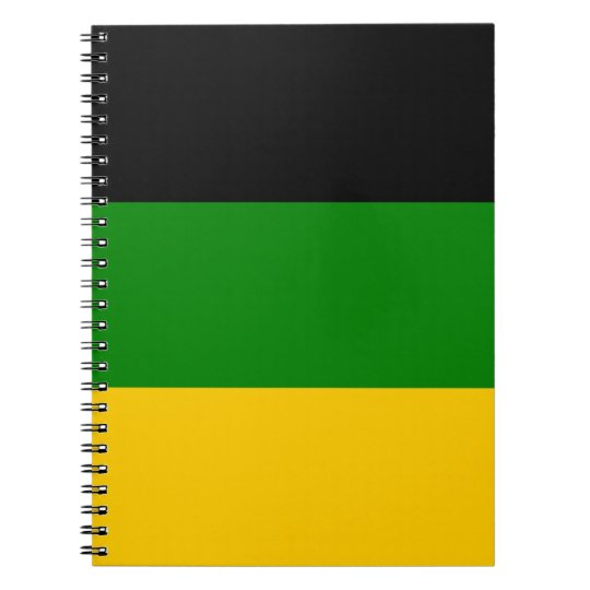 African National Congress ANC South Africa Spiral Note Book