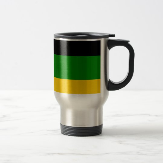 African National Congress ANC South Africa Travel Mug