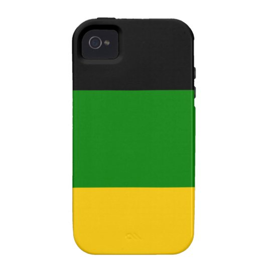 African National Congress ANC South Africa Vibe iPhone 4 Case