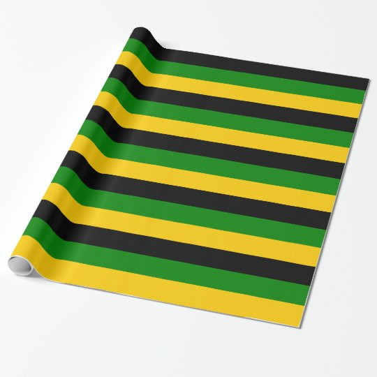 African National Congress ANC South Africa Wrapping Paper