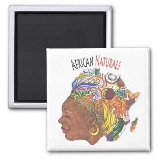 African Naturals Magnet