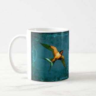 African or European Swallow Coffee Mug