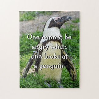 African Penguin Jigsaw Puzzle