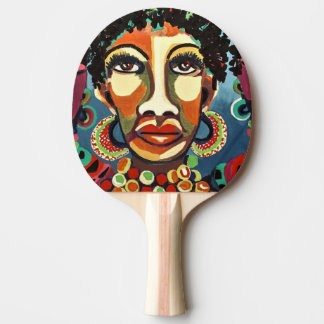 african ping pong paddle