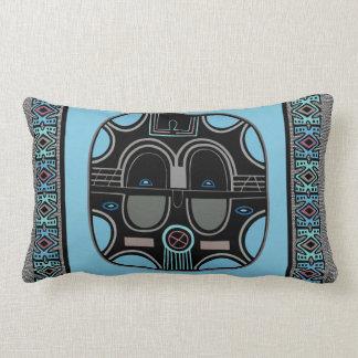 African Pop Lumbar Cushion