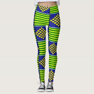 African Pride Leggings 1