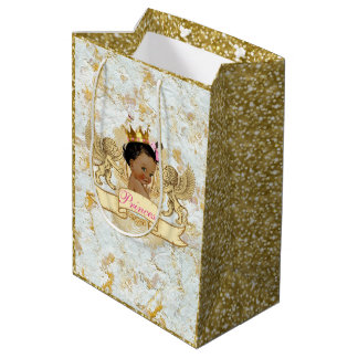 African Prince & Princess Gender Reveal Gift Bags