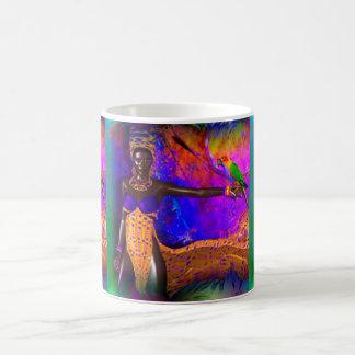 African Queen Coffee Mug