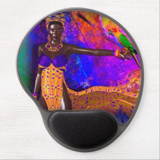African Queen Gel Mouse Pad