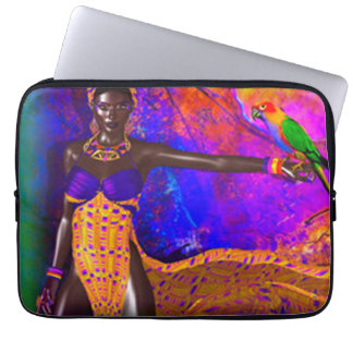 African Queen Laptop Sleeve