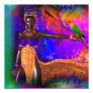 African Queen Photo Print