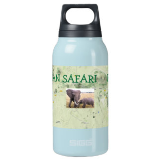 African Safari 0.3L Insulated SIGG Thermos Water Bottle