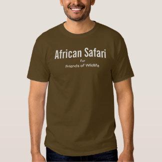 African Safari  DRKB T Shirts