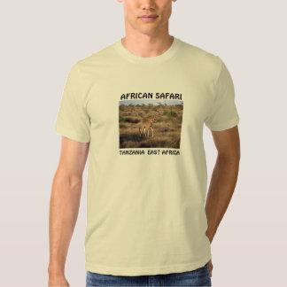 African Safari, East Africa T Shirt