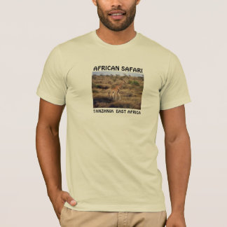 African Safari, East Africa T-Shirt