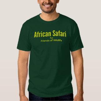 African Safari  FFWG Tshirt