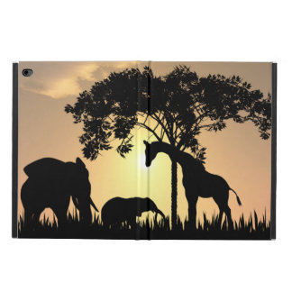 African Safari iPad Case