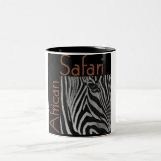 African Safari Mug