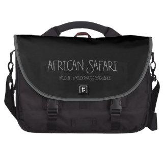 African Safari: Wildlife & Wilderness Bag For Laptop