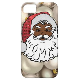 african santa claus iPhone 5 cases