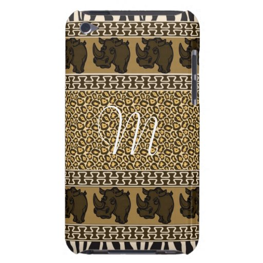 African Style Pattern, iPod Touch Barely Case Barely There iPod Cover