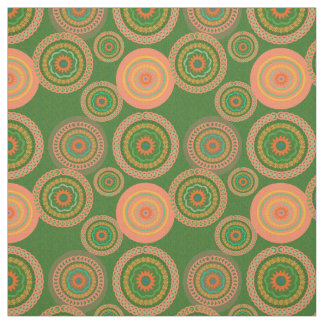 African style print fabric