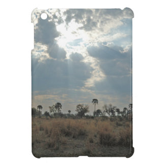 African Sunburst TomWurl .jpg iPad Mini Case