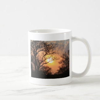 African Sunset - At the end of the day Mug