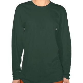 African Swallowtail Women's Dark Shirt
