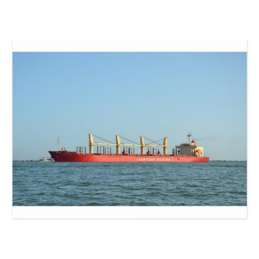 African Swan Bulk Carrier Post Cards