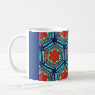 African Trade Beads - #3 Coffee Mug