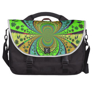 African Traditional Hakuna Matata Colors.png Commuter Bags