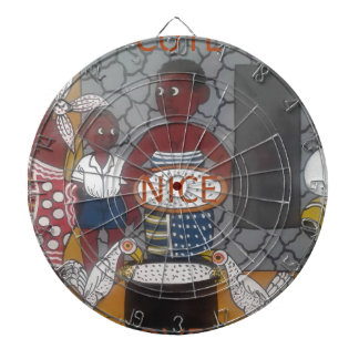 African traditional homestead cute nice lovely col dartboard