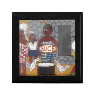 African traditional homestead cute nice lovely col gift box