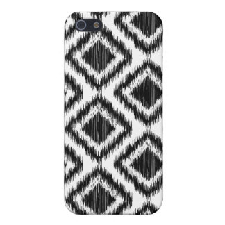 African Tribal Ikat Woven Look Modern Trend iPhone 5 Case