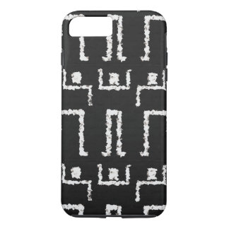 African Tribal Mudcloth Look iPhone 7 Plus Case