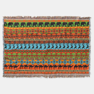 African Tribal pattern Home office decor
