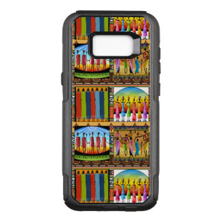 African Tribal pattern Samsung Galaxy S8 case