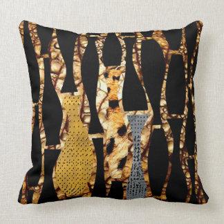 African Vase Design Cushions