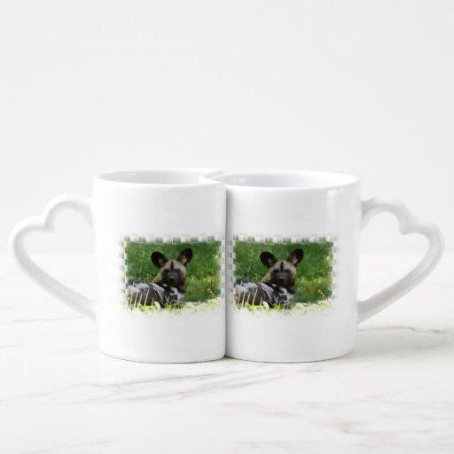 African Wild Dog Lovers Mug