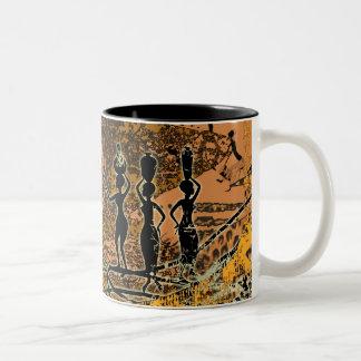 African women mug